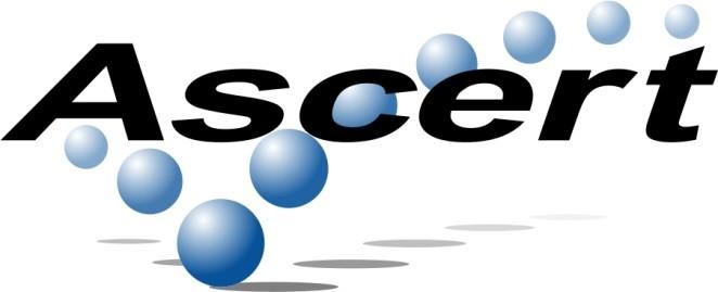 ascert logo